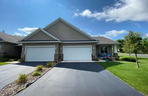 Paved driveway services